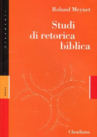 Studi di retorica biblica (Brossura)