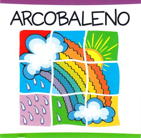 Arcobaleno - Canti + basi musicali