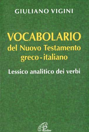 Vocabolario del Nuovo Testamento greco - italiano