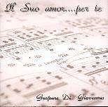 Il Suo amor... per te - CD