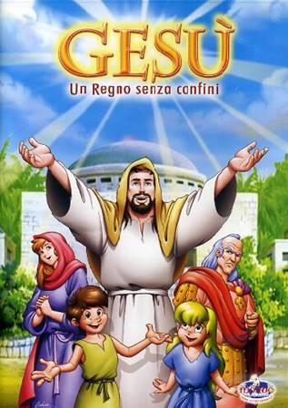 Gesù un regno senza confini [DVD]