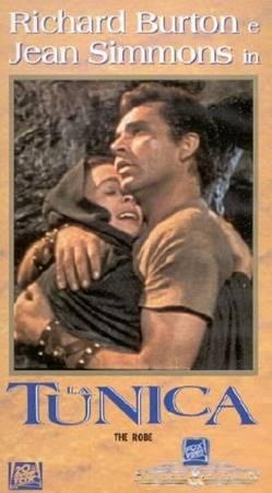 La Tunica - Video VHS