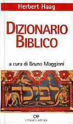 Dizionario Biblico (Copertina rigida)