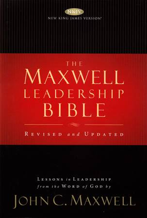The Maxwell leadership Bible - Revised and Updated (Copertina rigida)
