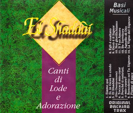 El Shaddai - Basi Musicali Audio