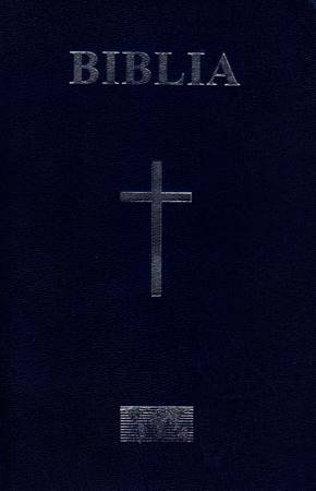 Bibbia in Rumeno Brossura Blu (Brossura)
