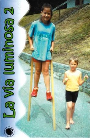 La via luminosa 2 - Calendario biblico a libro per bambini (Brossura)