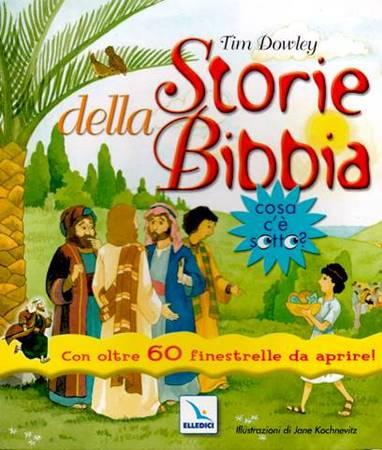 Storie della Bibbia - Cosa c'è sotto (Copertina rigida)