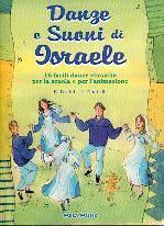 Danze e suoni di Israele - Libro di musica + CD