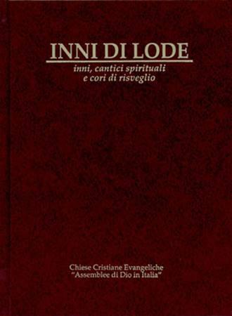 Inni di lode -  Solo testo - Edizione rilegata (Copertina rigida)