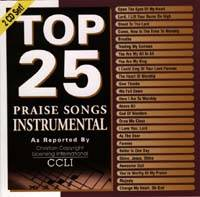 Top 25 Praise Songs Instrumental