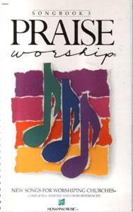 Hosanna Praise Songbook Vol 03