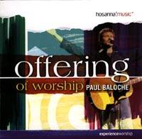 Offering of Worship [CD]