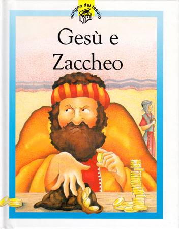 Gesù e Zaccheo (Copertina rigida)