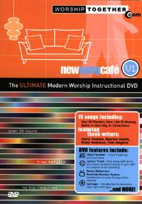 New Song Cafe Vol 1The Ultimate Modern Worship Instructional DVD