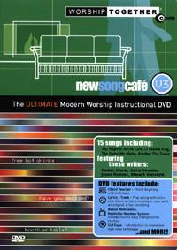 New Song Cafe, Vol 3 - The Ultimate Modern Worship Instructional DVD