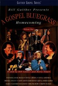 A Gospel Bluegrass Homecoming Vol 1 - DVD
