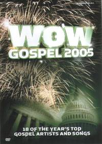 WoW Gospel 2005 - DVD