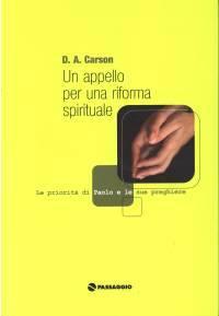 Un appello per una riforma spirituale (Brossura)