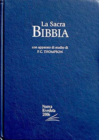 Bibbia da Studio Thompson NR06 - 34417 (SG34417)