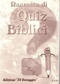 Raccolta di quiz biblici (Brossura)