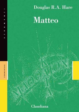 Matteo - Commentario Collana Strumenti (Brossura)