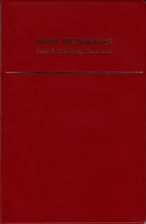 Nuovo Testamento in Polacco - Nowe Przymierze - Pismo Święte Nowego Testamentu (Brossura)