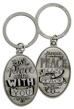 """Portachiavi """"Peace"""""""
