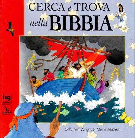 Cerca e trova nella Bibbia (Copertina rigida)