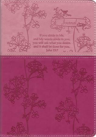 "Quaderno ""Floral pattern"""