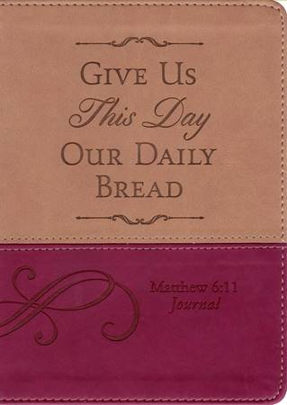 "Quaderno ""Daily Bread"""