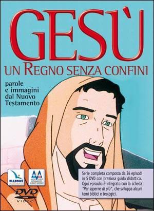 Gesù, un regno senza confini - Cofanetto 5 DVD