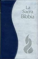 Bibbia NR94 blu/grigio - 31243 (SG31243) (Similpelle)