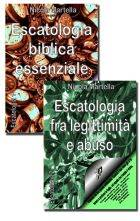Escatologia biblica essenziale / Escatologia fra legittimità e abuso - 2 volumi indivisibili (Brossura)