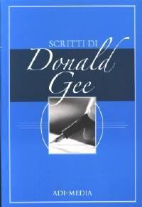 Scritti di Donald Gee (Cofanetto)