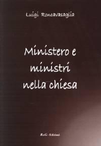 Ministero e ministri nella chiesa (Brossura)