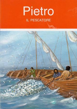 Pietro - Il pescatore (Spillato)