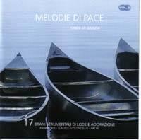 Melodie di Pace vol. 2 Onde di grazia - Brani strumentali di lode e adorazione