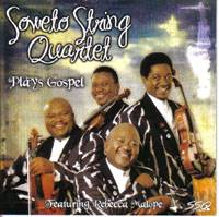 Soweto String Quartet plays gospel