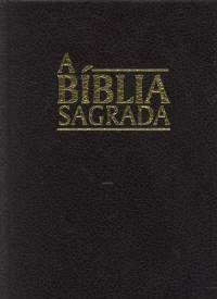 A Biblia sagrada (Bibbia in Portoghese)