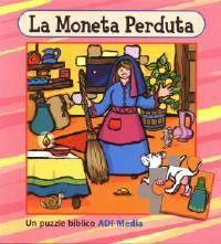 La moneta perduta - Un puzzle biblico (Cartonato)