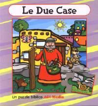 Le due case - Un puzzle biblico (Cartonato)