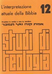L'interpretazione attuale della Bibbia (Brossura)