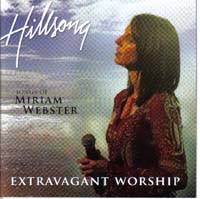 Extravagant Worship - Songs of Miriam Webster