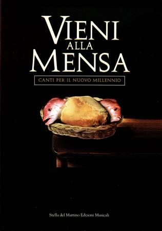 Vieni alla mensa - Spartito (Spillato)
