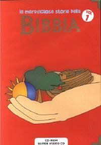 Le meravigliose storie della Bibbia - Cd Rom per bambini