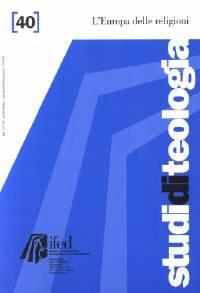 L'Europa delle Religioni (Studi di Teologia n° 40) (Brossura)
