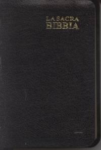 Bibbia Nuova Diodati - E03PN - Formato mini (Pelle)