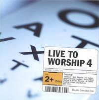 Live to worship - Vol. 4