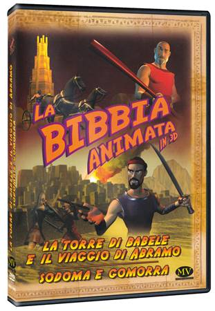 La Bibbia animata in 3D vol. 2
